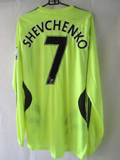 Chelsea 2006-28 Andrei Shevchenko formotion Away Football Shirt large /20911 LS
