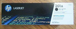 HP CF400A 201A Black Original LaserJet Toner Cartridge, LaserJet Pro M252 NEW