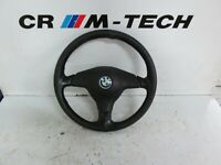 BMW E36 early Leather steering wheel 316 318 318is M3 323 needs work