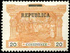 Portugal Scott #195 Mint