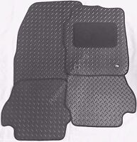 FORD ECO SPORT 2014 ONWARDS NEW BLACK TAILORED HEAVY DUTY RUBBER CAR FLOOR MATS