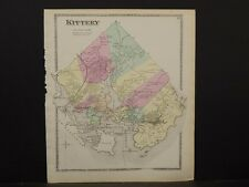 Maine/York County Map, 1872, Town of Kittery, Z4#86