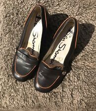 Vintage Ben Sherman Womens Shoes Size 5 Rare Find. Perfect Mod Shoes. Wedge Heel