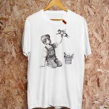 Nhs Superhelden Spiel Wechsler T-Shirt Premium Qualität Banksy Karitas Spende