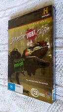 Jurassic Fight Club : Season 1 (DVD, 3-Disc) REGION-4, NEW, FREE POST AUS-WIDE