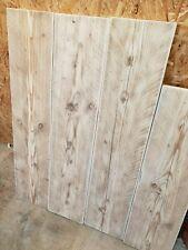 More details for rustic reclaimed scaffold boards sanded diy industrial shelves