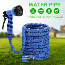 New listing 150Ft Long Retractable Garden Hose Pipe Expandable Watering Equipment&Spray Gun