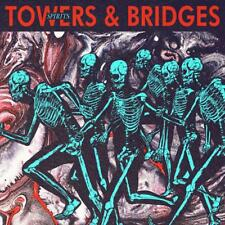 TOWERS & BRIDGES - SPIRITS (DIGIPACK CD) NEU Hardcore HC Metalcore Terror