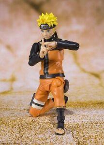 Bandai S.H.Figuarts Naruto Uzumaki [BEST SELECTION] Japan verison New F/S
