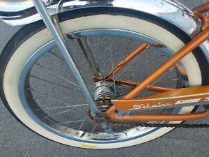 Schwinn Stingray S2 Rim 2 Speed Bendix kick-back. Blue Band wheel hub. S-2 1965