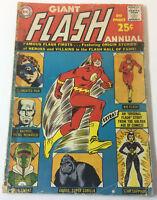 1963 FLASH ANNUAL #1