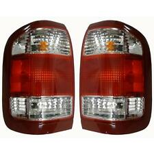 For Nissan Pathfinder 99-04 Rear Taillights Taillamps Pair Left & Right Set
