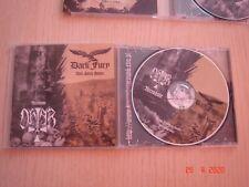 OHTAR/DARK FURY-CD-Necrohate / Auri Sacra Fames