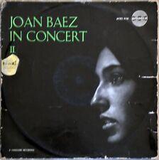 33t Joan Baez - In concert II (LP)