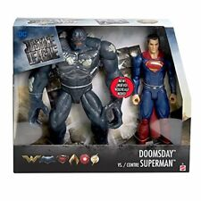 DC Justice League Doomsday vs Superman 2 packs Action Figure Licensed Product