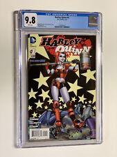 Harley Quinn 1 cgc 9.8 new 52 2014