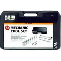 Apex Tool Group 119074 0.75 in. Drive Master Mechanic SAE Standard Socket Set...