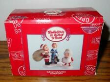 Christmas Dept. 56 Santa Claus is Comin' to Town Figure (NIB) Kringle Toy Makers