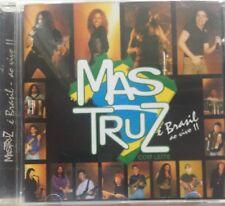 E Brasil Ao Vivo!! By Mastruz com Leite[import]LIKE NEW CD