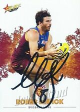 ✺Signed✺ 2017 BRISBANE LIONS AFL Card ROHAN BEWICK