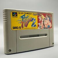 Jeu - Final Fight 2 - SFC - NTSC JAPAN - SNES Super Nintendo Famicom (ML)