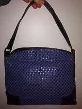 LAMBERTSON TRUEX Checkered Handbag
