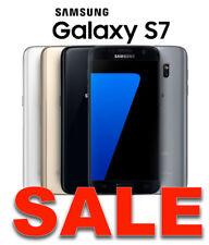 100% GENUINE Samsung Galaxy S7 32GB LTE SMG930 Unlocked Smartphone