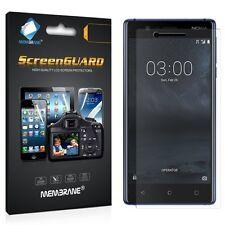 3 x Clear LCD Screen Protector Film Pellicola Risparmiatore Per Nokia 3