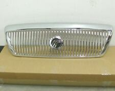 2003 2004 2005 Mercury Grand Marquis Chrome Grill Grille New OEM 3W3Z 8200 AB