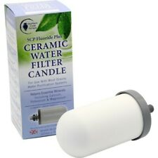 Ceramic Fluoride Plus Water Filter Purifier Cartridge for Bench Top Filters