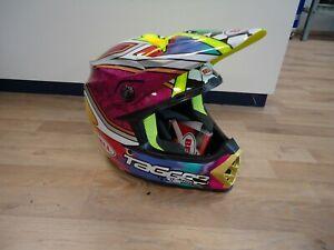 Bell Moto 9 Flex Helm Tagger Design Mayhem Gloss - Helmet