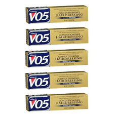 Alberto VO5 Conditioning Hairdressing for Normal/Dry Hair - 1.5 oz (Pack of 5)