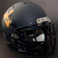 "WEST VIRGINIA MOUNTAINEERS *MINI* Football Helmet Nameplate ""BIG XII"" Decal WVU"