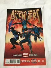 The Uncanny Avengers #10 (Marvel 2013)–New Comic Book Memorabilia (Free Shipp)