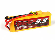 LIpo 3s battery w XT60 connector 11.1v 3300mah for RC4WD Hero 1/14 Dakar rally
