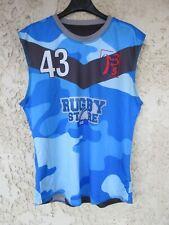 Maillot NORD BEARN 15 porté n°43 training réversible shirt Rugby Store PAU XXL