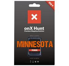 onX Premium Maps GPS Chip Landowners & Property Boundaries for Garmin - MN