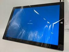 Good Microsoft Surface Pro 3 Model 1631 i5-4300U 256GB 8GB Ram Win 10 -NR0296
