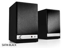 Audioengine HD3 Satin Black Powered Desktop Speakers - Authorized Dealer