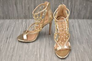 ZIGIny Briahna Dress Sandal - Women's Size 6 - Gold