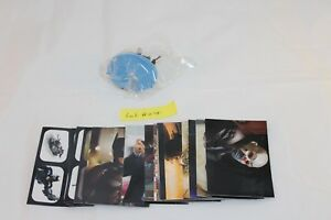 C2008 Batman The Dark Knight 16 Stickers & 1 figurine in Mint Condition Lot#07