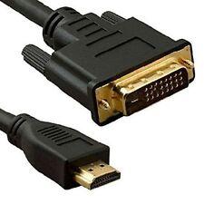 HDMI-Kabel mit DVI-Buchse