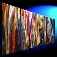 12928 METAL WALL SCULPTURE  Original Abstract Art  Home Decor  Hand Made