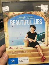 Beautiful Lies ex-rental region 4 DVD (2010 Audrey Tautou French movie) rare