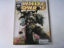 **b White Dwarf n°104 Seigneurs de Nehekhara / Prince démon de la black Legion