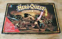 Heroquest Advanced Quest 1992 Complete Kellars keep return witch lord plus extra