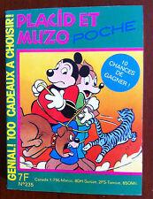 Placid et Muzo Poche n°235