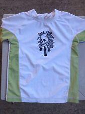 Boys Rashguard T-Shirt Size S