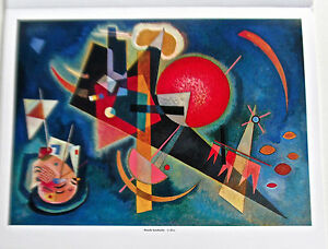Kandinsky Poster of  14x11 Unsigned Offset Lithograph