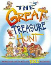 The Great Treasure Hunt, Dowley, Tim, New Book